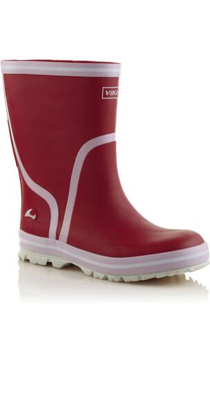 Viking New Splash Støvler rød